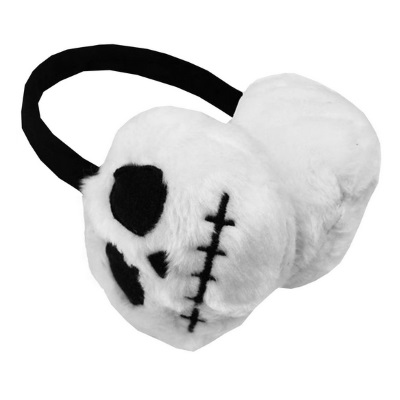 Nightmare before Christmas gothic ear muffs