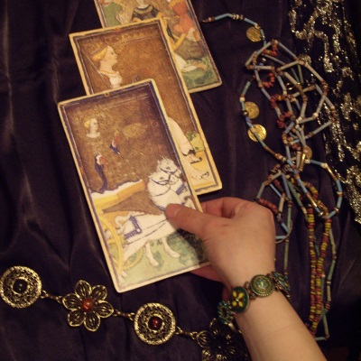 tarot cards witchcraft