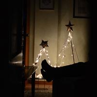 Fairy Lights and Thunderbird