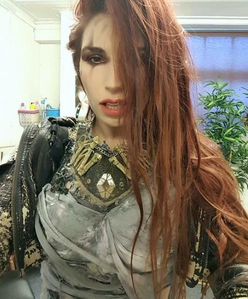 Rad Roach Gear Mad Max Costume