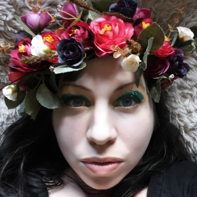 May Day Floral Crown