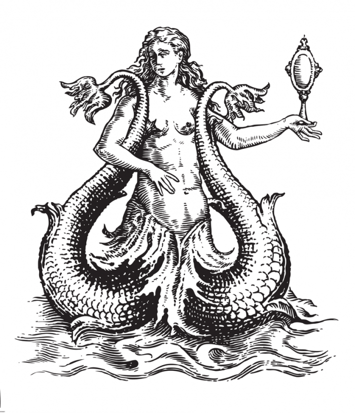 mermaid myths treasure