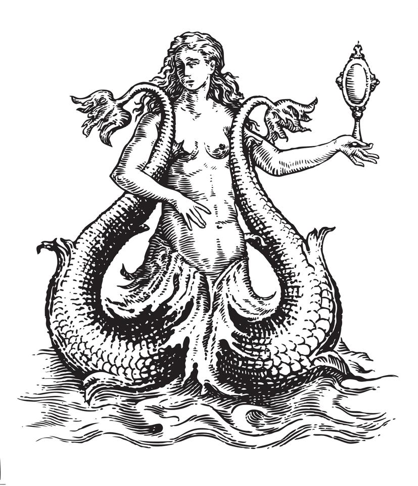 mermaid myths treasure