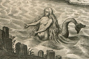 mermaid myths wales