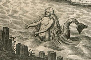 mermaid myths wales