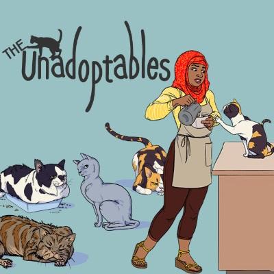 unadoptables cat comic
