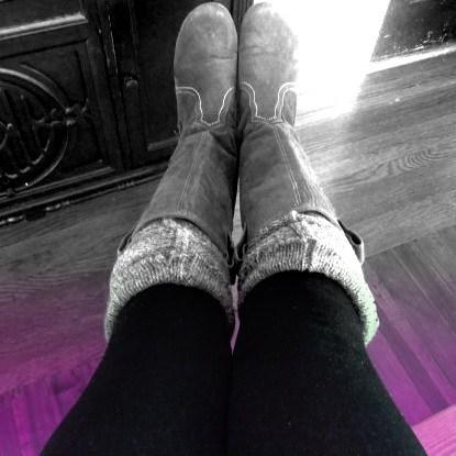 hygge leg warmers