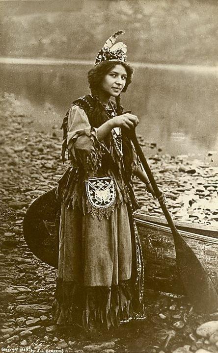 seneca woman 1908