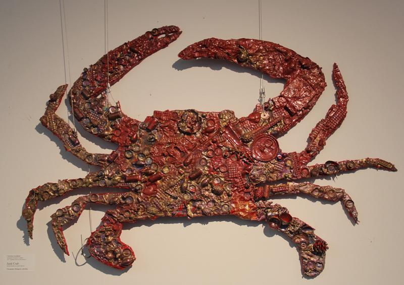 junk crab christine stoddard