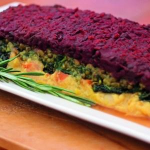 vegan christmas recipe rainbhow dhal