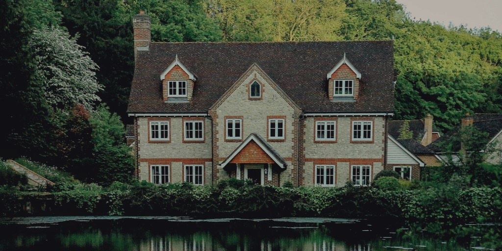 Poetry: It's the House by Megan Mary Moore