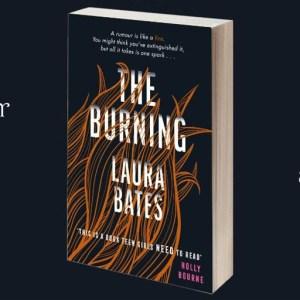the burning laura yates