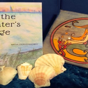 Book Review: at the water's edge by Nadia Gerassimenko