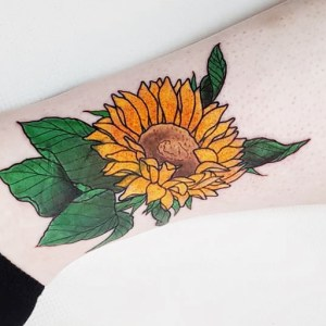 On tattoos and personal symbolism - I'd like a sunflower, please