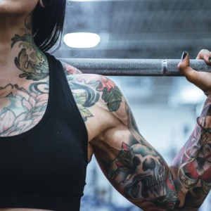 """Poetry by Sin Ribbon: On Being Told, """"You Don't Need to Lift Weights; You're a Woman"""""""