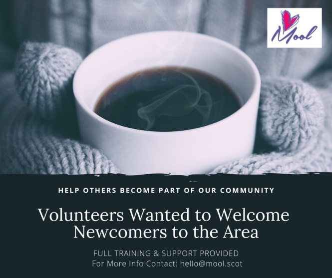 Volunteers Wanted to Welcome Newcomers