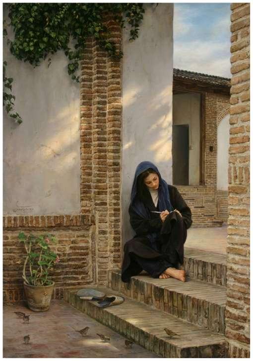 Paintings-by-The-Great-Iman-Maleki-23