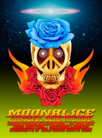 2012-06-29 @ Grand Opening of Dead Central and Grateful Dead Archive at UC Santa Cruz