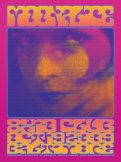 10/19/09 Moonalice poster by Dave Hunter