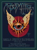 M645 › 10/06/13 Hardly Strictly Bluegrass Festival, San Francisco, CA poster by Stanley Mouse
