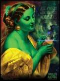 M702 › 5/04/14 Nectar Lounge, Seattle, WA poster by Alexandra Fischer