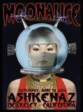 M716 › 6/14/14 Ashkenaz Community Center, Berkeley, CA poster by Chris Shaw