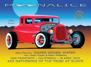 M804 › 4/19/15 Gathering of the Tribe at Slim's, San Francisco, CA