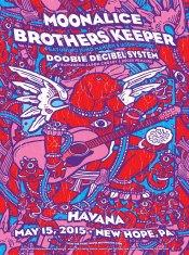 M824 › 5/15/15 Havana, New Hope, PA with Brother's Keeper & Doobie Decibel System