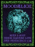 M967 › 5/3/17 Union Square Live, San Francisco, CA poster by John Seabury