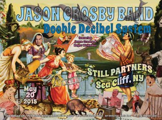 R32 › 5/20/15 Still Partners, Sea Cliff, NY with Jason Crosby Band