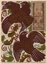 R45 › 10/03/15 Hardly Strictly Bluegrass Festival, Golden Gate Park, San Francisco, CA poster by Gary Houston