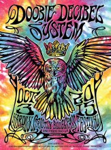 R46 › 10/3/15 Hardly Strictly Bluegrass Festival, Golden Gate Park, San Francisco, CA poster by Gregg Gordon