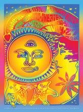 R81 › 7/27/16 The Westcott Theater, Syracuse, NY poster by Carolyn Ferris