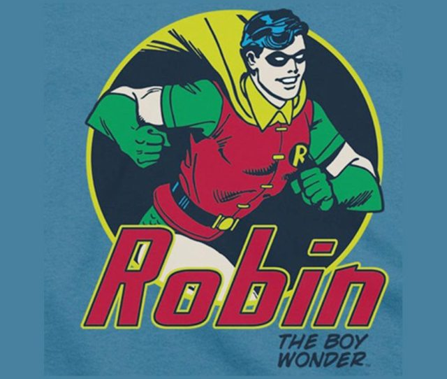 Robin The Boy Wonder Products Gifts