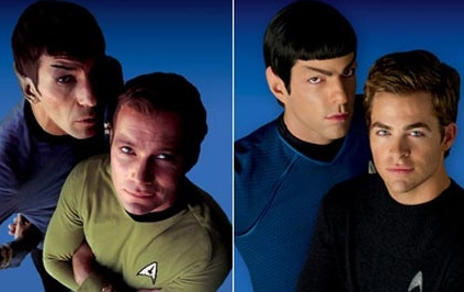 Star Trek, new and old