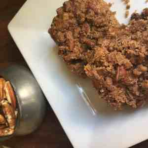 Cinnamon Pecan Coffee Cake (2 pack)
