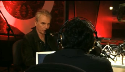 Billy Bob Thornton and Jian Gomeshi