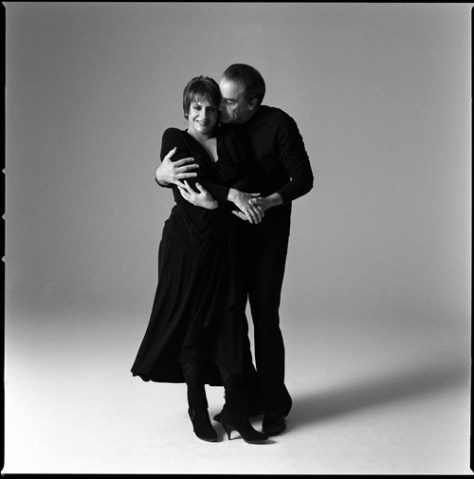 Lupone & Patinkin
