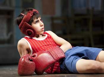 Cesar Corrales as Billy Elliot