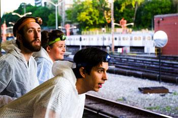 The Super Secret Subway Society 2012 Toronto Fringe