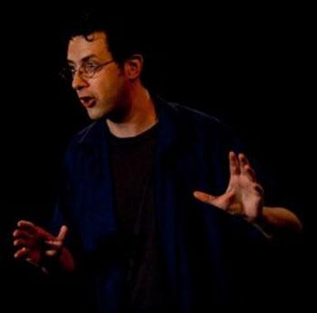 TJ Dawe in Medicine at the Toronto Fringe 2012