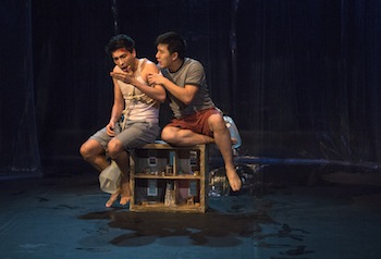 carried away on the crest of a wave, Tarragon Theater