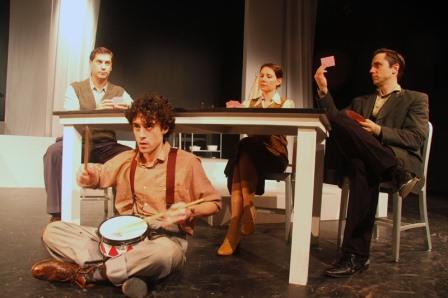 The Tin Drum Unspun Theatre photo by Keith Barker