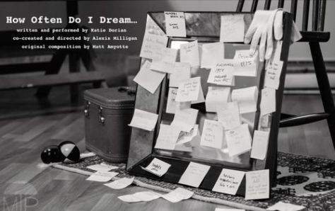 Photo from How Often Do I Dream