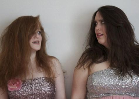 Two Girls One Corpse - Monique Elliott
