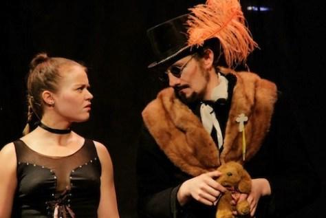 Photo from Johnny Legdick Opera