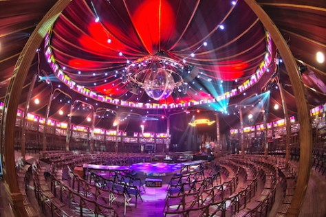 EMPIRE-The Spiegeltent by Pat Beaudry
