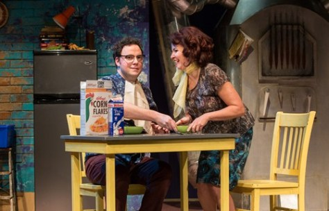 The Anger in Ernest And Ernestine (Soulpepper) runs January 25th-February 20th, 2016 at Young Centre For the Performing Arts, Toronto ON.