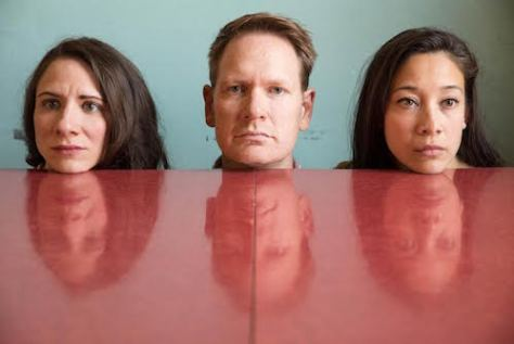 Photo of Julie Tepperman, Andy Trithardt and Mayko Nguyen