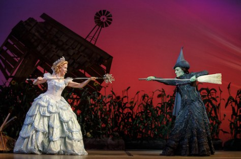 Photo of Ginna Claire Mason & Mary Kate Morrissey in Wicked